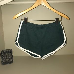 American Apparel Shorts - American Apparel Interlock Running Short